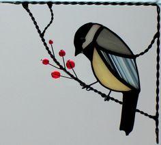 Chicadee  Glasscorner / Etsy
