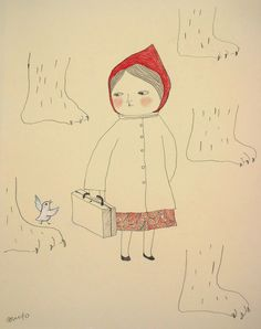 Little Red Riding Hood: Mika Hirasa IV