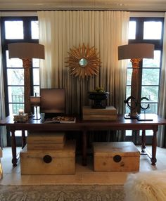 Belle Meade Living Room | Chad James Group