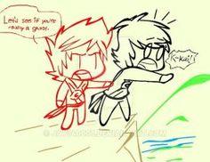 KAI! WHAT ARE YOU... KAI STOP!!!<<< KAI!!!! NOOOOOO!!!!!!!! <<< KAI YOU BLOODY IDIOT! THAT'S NOT FUNNY!