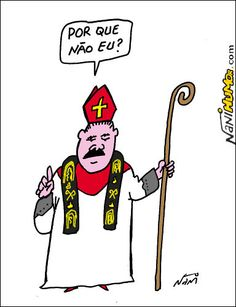Brasil tem forte candidato a Papa