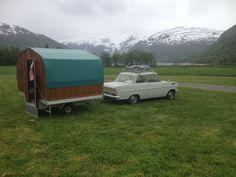 Min 62 modell Lillebror og 64 modell Opel Kadett