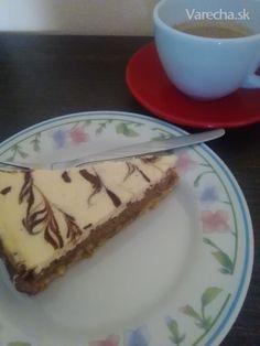 Čokoládový cheesecake (fotorecept) - Recept