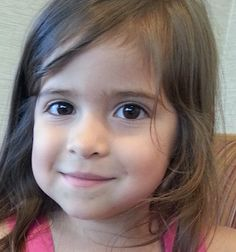 8/16/2013: ARABELLA CADENA, 3, was last seen on August 16th, 2013 in Columbus, Ohio. Arabella is believed to be with her non-custodial father, Luis Cadena. They may be headed toward the Carolinas, Texas, or possibly Mexico. Cadena was last known to be driving a silver Honda Prelude with Ohio license FEG-5761 or white Toyota RAV 4 with Texas plates DG3X375. Anyone with information please call Columbus Police at 614-645-4624. ***Please click on Arabella's photo for pictures of her father.