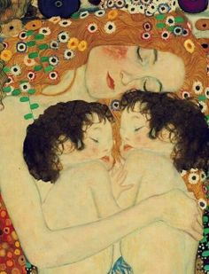 Klimt -- All can be seen at www.thebrushstroke.com
