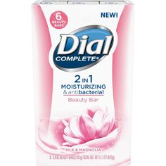 c19b9cbbda1 Let your skin feel the difference with new moisturizing and antibacterial  formula from Dial! This