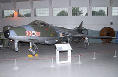 Hawker Hunter F Führender Abfangjäger der RAF von Luftwaffe, Royce, Air Force Aircraft, Museum, Hunters, Fighter Jets, Korean War, Air Force, Museums