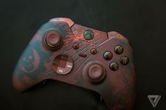 Gears of War is back, and the best way to celebrate is with an incredibly ornate custom controller. To celebrate the impending launch of Gears of War 4, Microsoft is releasing a special edition of...
