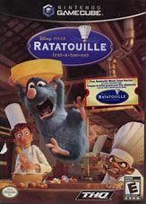 Image result for gamecube ratatouille