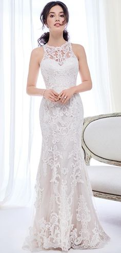 Ella Rosa Fall 2017 Wedding Dress