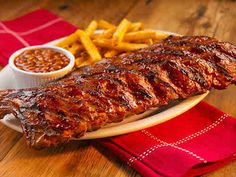 Barbeque Ribs! - NuWave Recipes