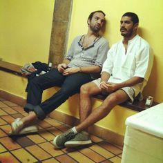 Marcelo Camelo e Criolo;