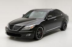 Hyundai Genesis-Affordable Luxury