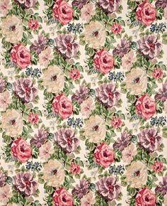 Midsummer Rose DCAVMI201 Sanderson-UK Fabric