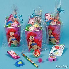 Little Mermaid Theme - Here's a creative way