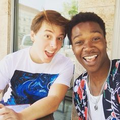 """""""The brunch bros"""" Listen, Y'all are cute (Thomas Sanders & Leo the Giant)"""