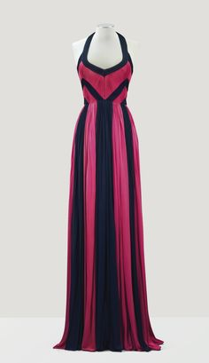 robe du soir en jersey de soie r     clothes     sotheby's pf1570lot849cnfr