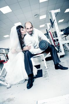 Ideas for a gym wedding on pinterest crossfit wedding for Fitness depot wedding