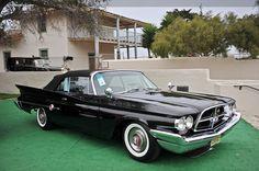 1960 Chrysler 300F via Conceptcarz.com