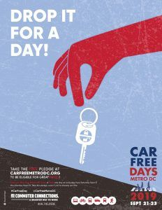 Great Society, Green Environment, Go Car, Free Day, Encouragement, September