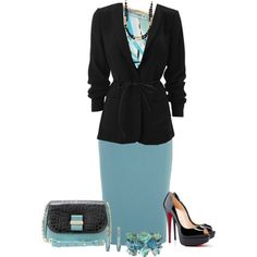 """6/26/14"" by longstem on Polyvore. Nice work look"