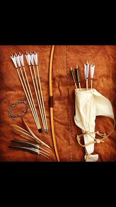Larp, English Longbow, Archery Bows, Traditional Archery, Bow Arrows, Fantasy Setting, Bow Hunting, Crossbow, Camping Survival