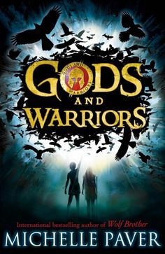 UK cover for Gods and Warriors
