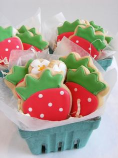 Strawberry patch cookies   bake at 350 blog