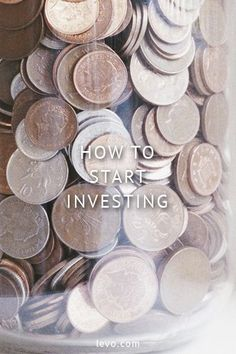 Tips on how to start investing www.levo.com investing basics, how to invest #personalfinance