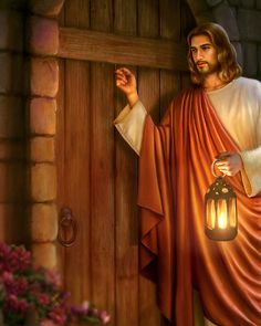 The signs of the second coming of Jesus Christ have appeared and now is the time when the Lord returns. So how will the Lord come? Images Du Christ, Pictures Of Jesus Christ, Bible Pictures, Bible Photos, Cross Pictures, Miséricorde Divine, Image Jesus, Jesus Second Coming, Jesus Wallpaper