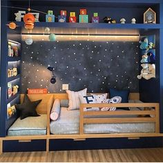 unglaublich Inspiring and Creative Baby Boy Room Ideas Nursery Ideas – Bett ideen - DIY Kinderzimmer Ideen Boy Girl Bedroom, Baby Bedroom, Baby Boy Rooms, Baby Room Decor, Bedroom Kids, Room Baby, Bedroom Small, Childrens Bedrooms Boys, Shared Bedrooms