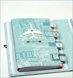 Globe trotter carnet de voyage DT Tacha 10p Plus