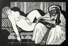 Jules Migonney Venus mauresque