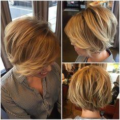 Softer, brighter blonde for my friend @vicki_rose @zimbalisalonspa