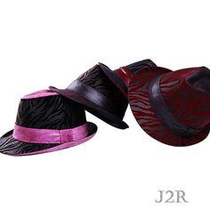 78e251d25de30 J2R Leopard Animal Print Poly Fedora Colors Hat Band JRJ068 - Korea Made   J2RKorea