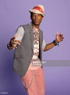 Marlon Wayans during Fox Portrait Studio at the 2004 Teen Choice Awards at Universal Ampitheatre in Universal City, California, United States.