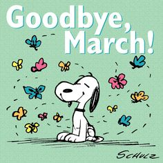 Goodbye #March, Hello #April!~ #Spring