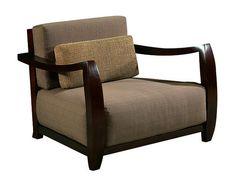 Custom hospitality lounge chair