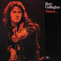 Rory Gallagher Sinner – Knick Knack Records