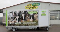 Kuh Mobil abfahrbereit - Forum Moderne Landwirtschaft