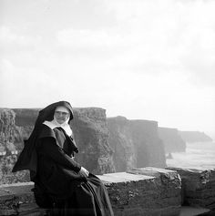 The Cliffs of Moher by National Library of Ireland on The Commons, via Flickr