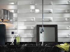 Lenny Kravitz Yes The Rocker Introduces His Goccia Tile Line Decoro Monoporosa In Pasta Bianca Smaltata Gl White Lea Ceramiche