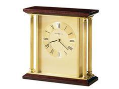 Howard Miller Carlton Tabletop Clock   Engravable   Personalized