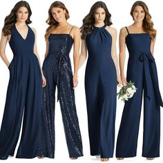 Add out-of-the-box WOW factor that will earn you some serious style points with your crew. Now available online and in-store. Pink Bridesmaid Dresses Long, Bridesmaid Outfit, Wedding Dresses, Dessy Bridesmaid, Wedding Bride, Pantsuits For Women, Jumpsuits For Women, Mode Outfits, The Dress
