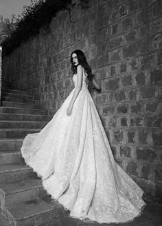 Zuhair Murad Fall / Winter 2016 Bridal Collection. Designer Wedding Dress - Luxury Bridal Gown - Hong Kong.   Exclusively available at Designer Bridal Room.