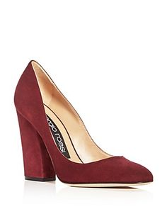 d8e38e9c93bd6 Sergio Rossi Virginia Suede High Heel Pumps High Heel Pumps, Pump Shoes,  Heels,