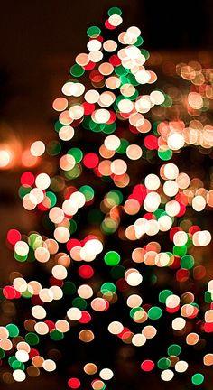 tree lights....
