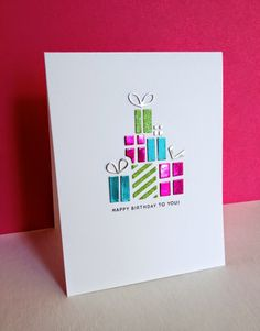 Created by Lisa Adessa using Simon Says Stamp Exclusives for this fun card.