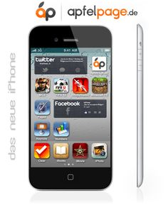 great iPhone 5 concept