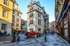 A great city destination, the Czech Republic